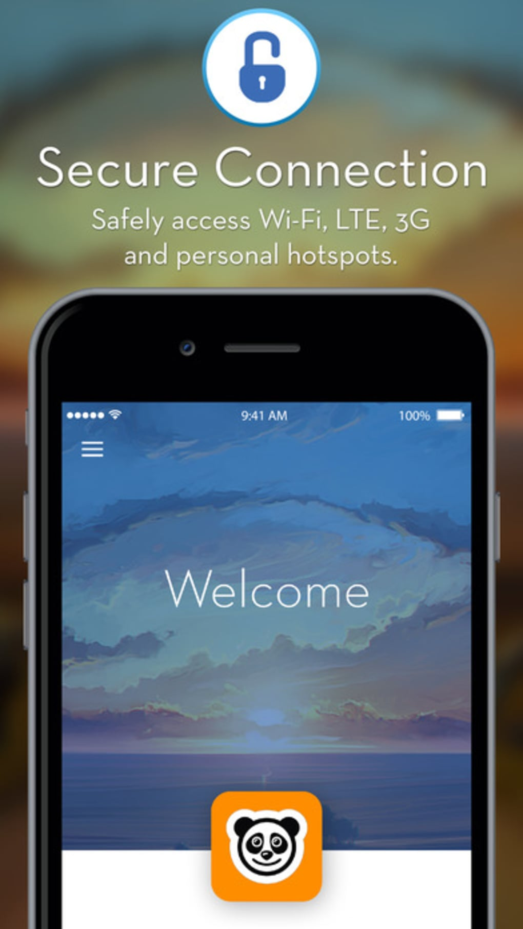 Free VPN Unlimited Secure Proxy by FreeVPN org for iPhone