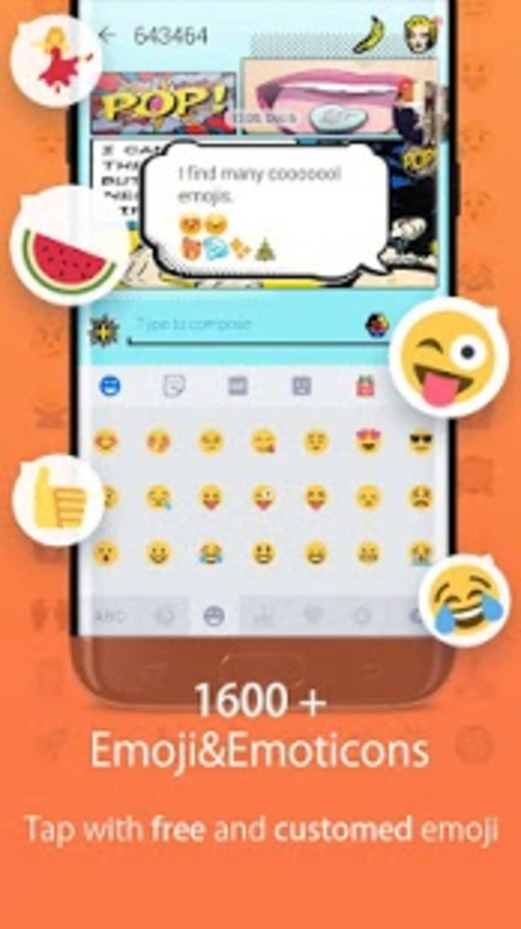 Emoji Keyboard Apk Download Apkpure