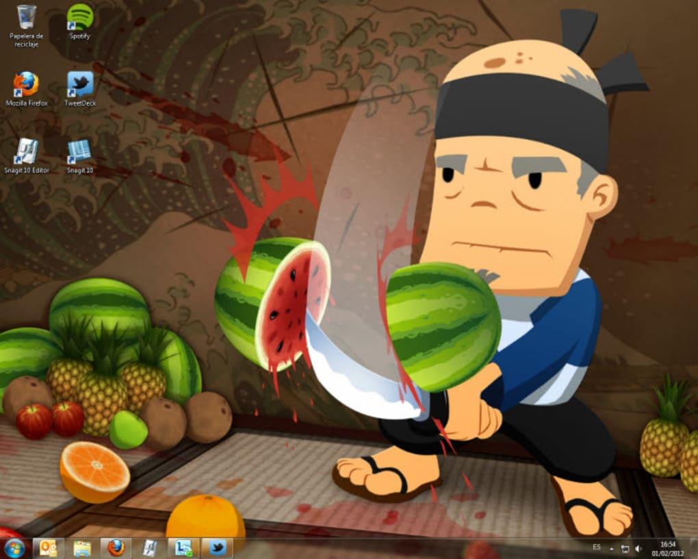 Fruit ninja gratis gioco