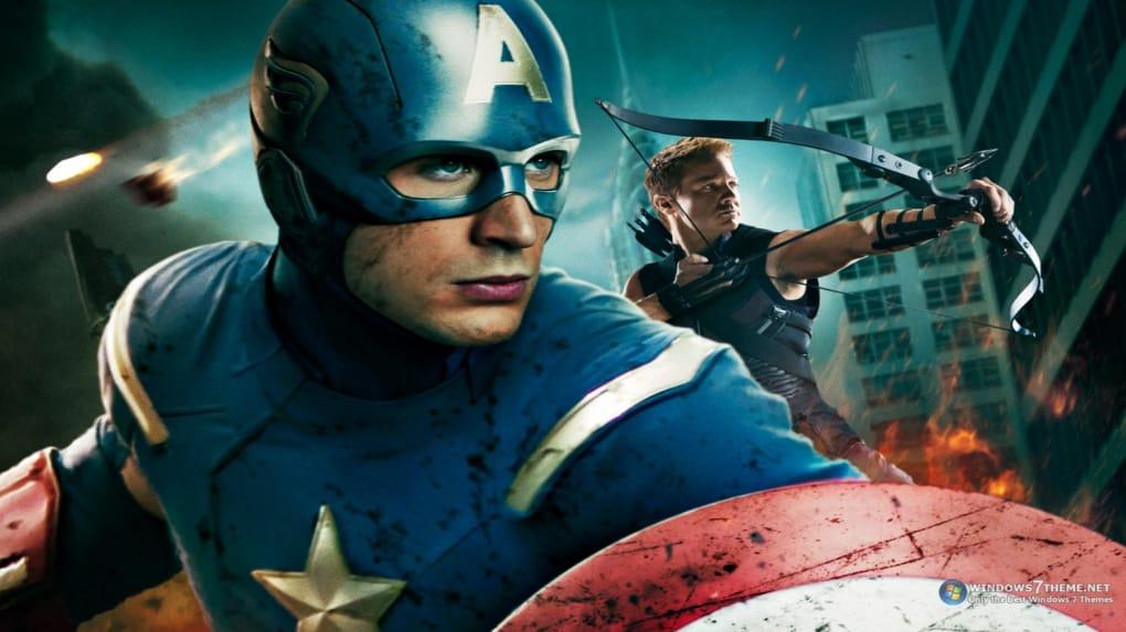 The Avengers Windows 7 Theme (Windows) - Download