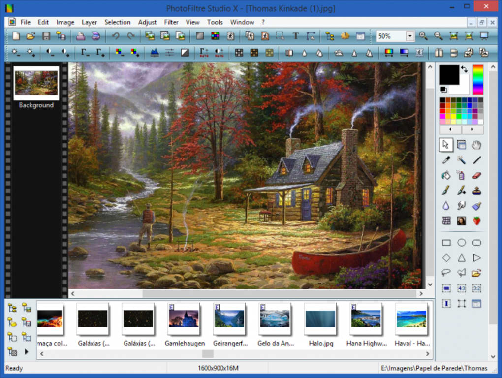 DOWNLOAD X O GRATUITO PHOTOFILTRE