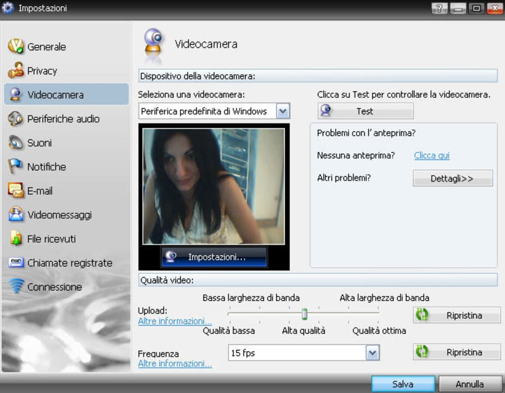 oovoo in italiano