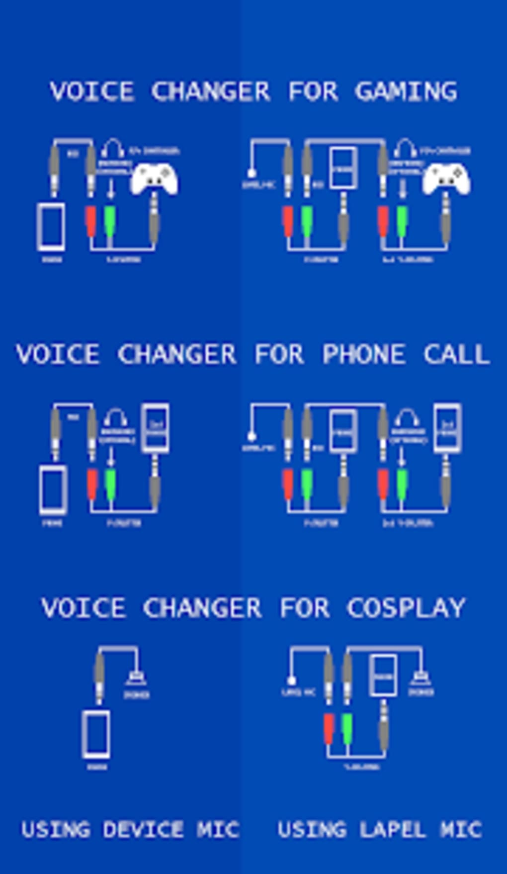 voice changer for gaming pc ps4 xbox 2ndphone screenshot - How To Get A Voice Changer On Ps4 Free