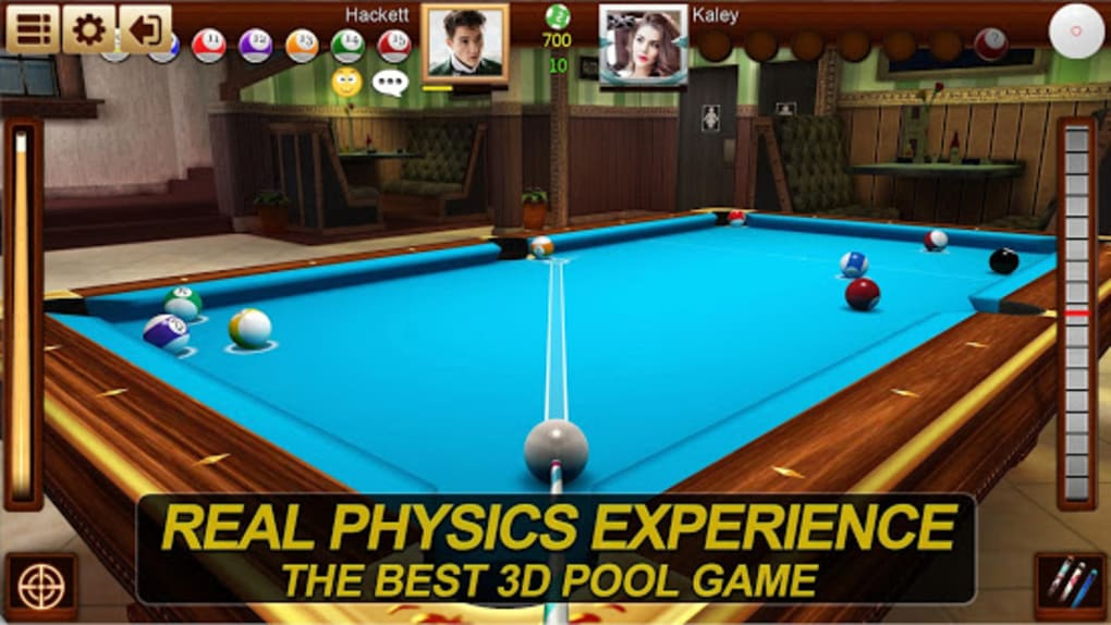 Real Pool 3D - 2019 Hot Free 8 Ball Pool Game for Android