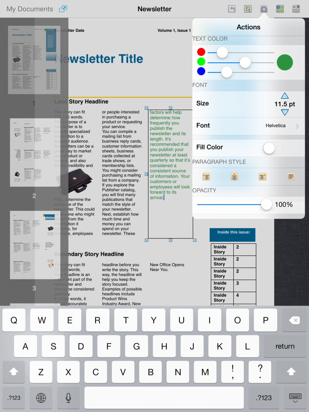free download publisher expert