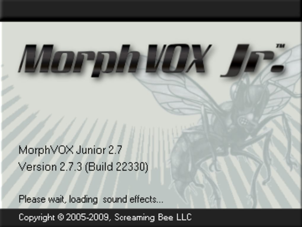 MORPHVOX JUNIOR TÉLÉCHARGER