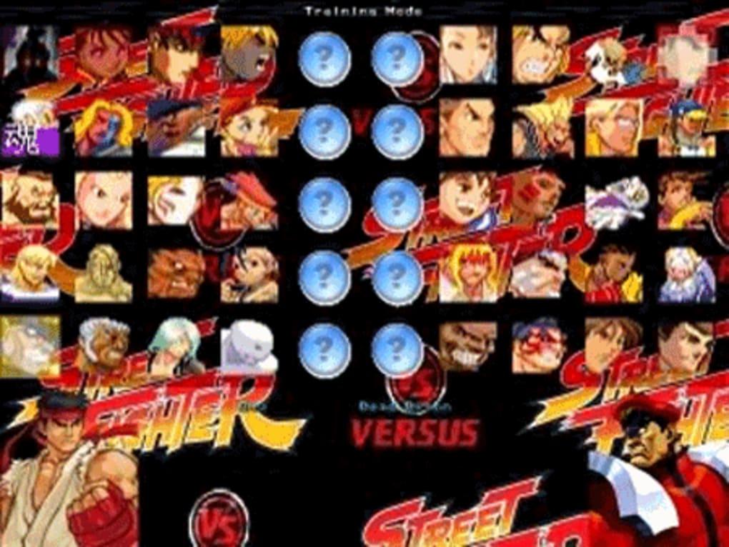 Street Fighter Mugen - Download