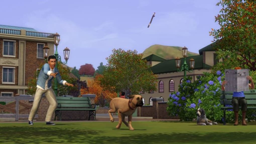 the sims 4 zwierzaki download free