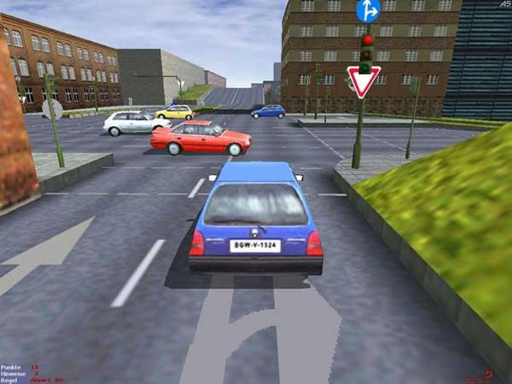 school games driving