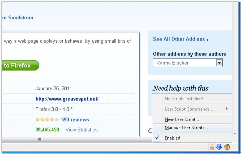Greasemonkey - Download