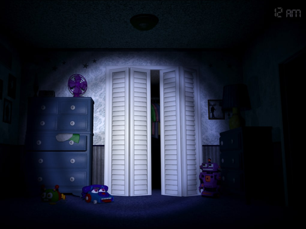 Five Nights at Freddy's 4 - Download