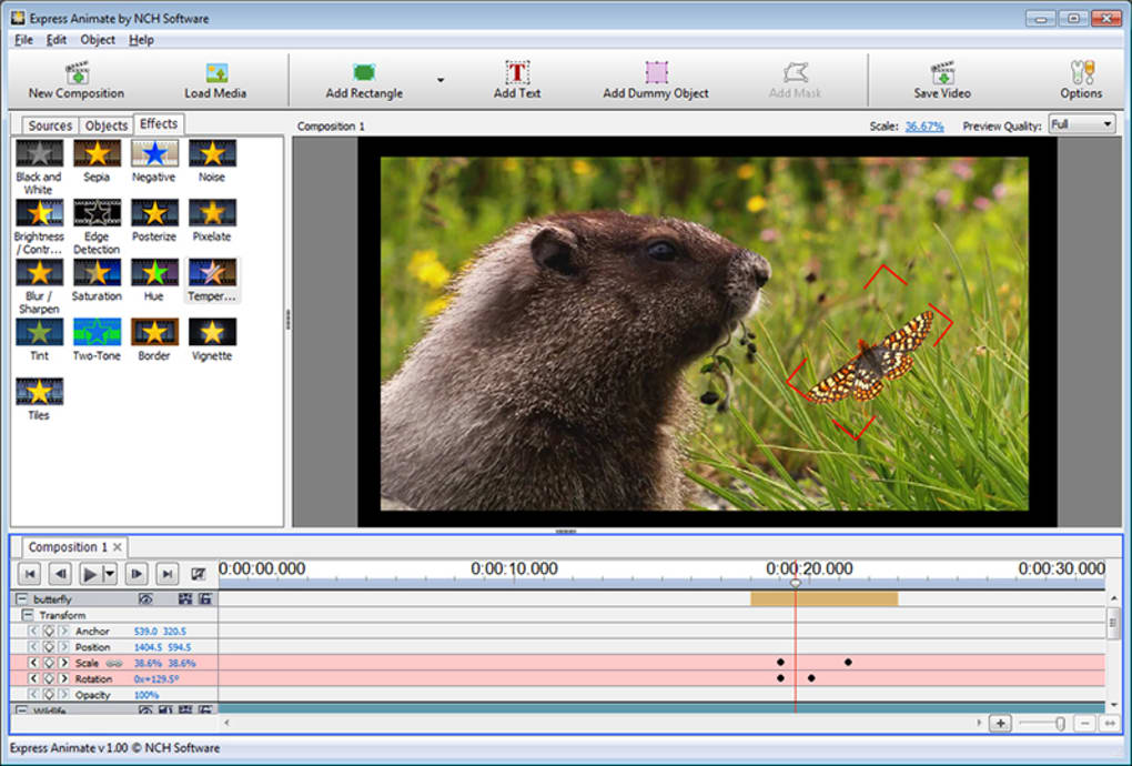 Express Animate Animation Free - Download