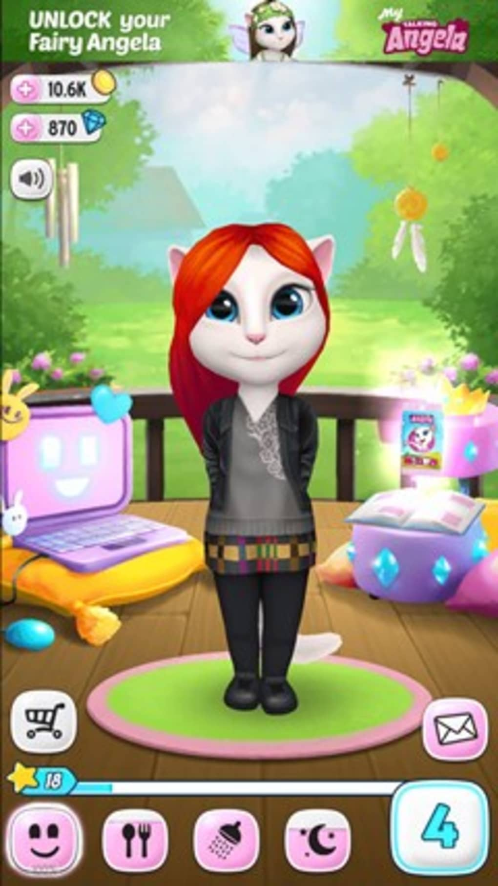 My talking angela download - My talking tom pictures ...