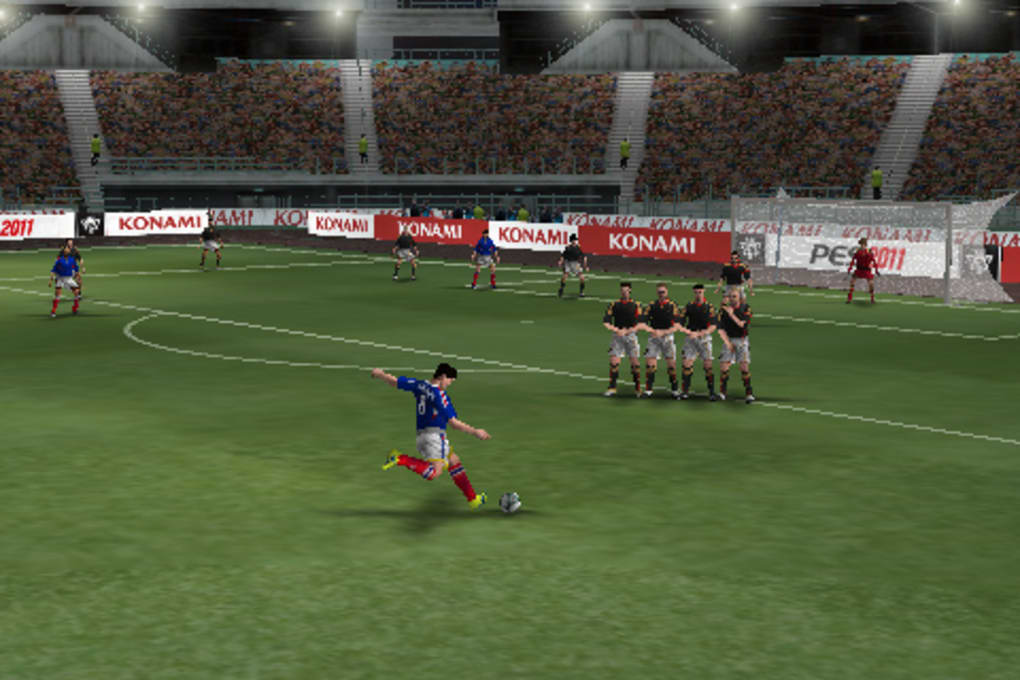 pes 2011 pour android 4.2.2