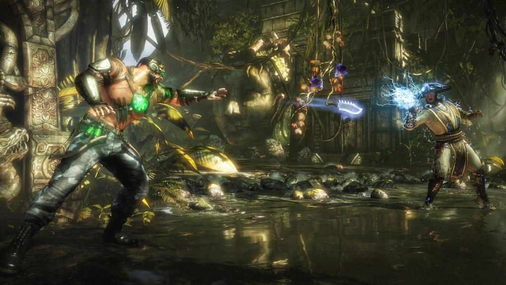 Mortal Kombat X Untuk Windows Unduh