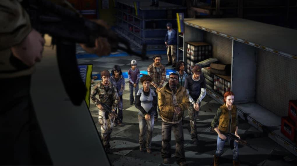 The Walking Dead: Season 2 for Mac - Download