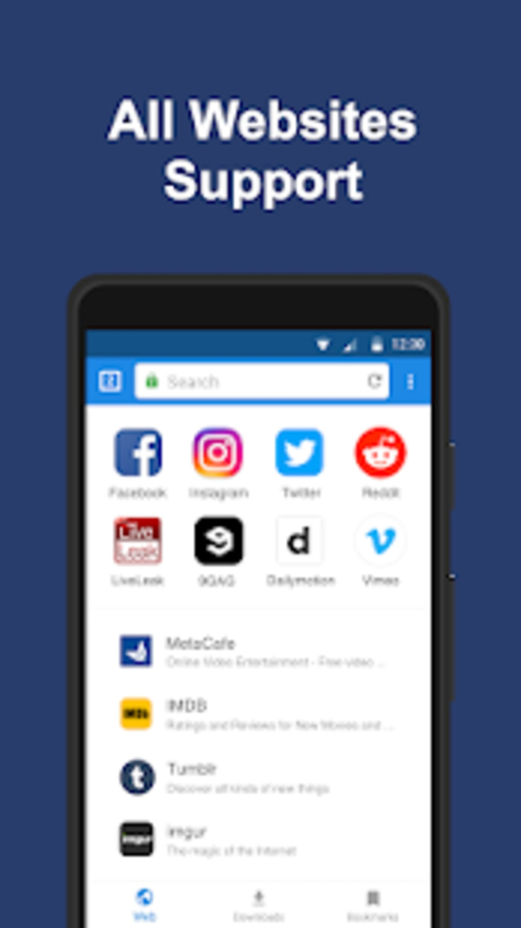 Video Downloader Pro - Download all videos free for Android