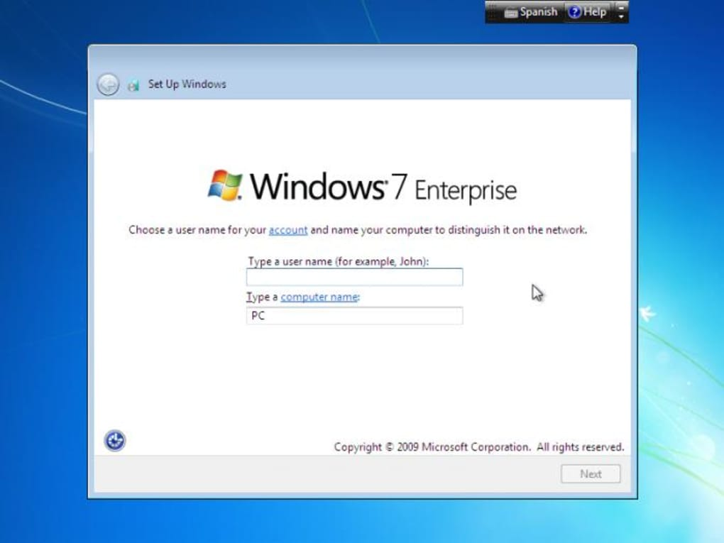 what is windows 7 enterprise edition