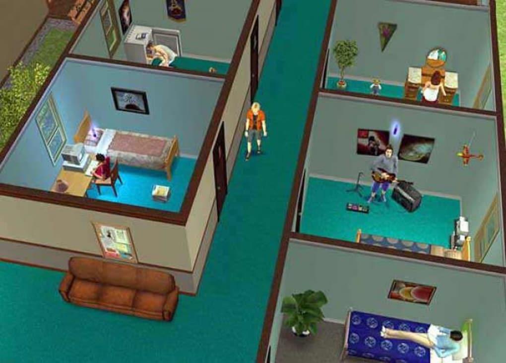 sims 2 university game free download