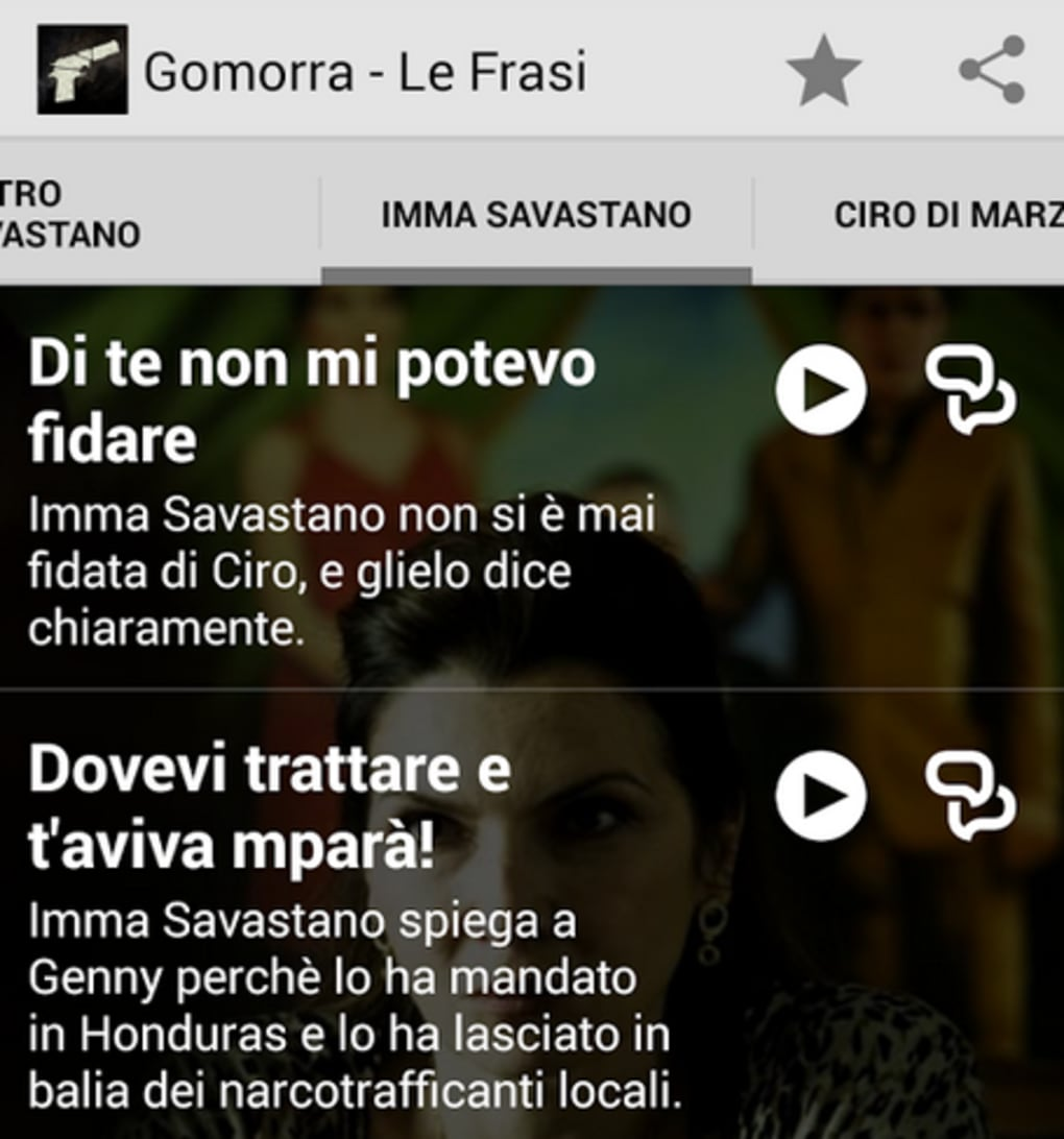 Gomorra Le Frasi Per Android Download