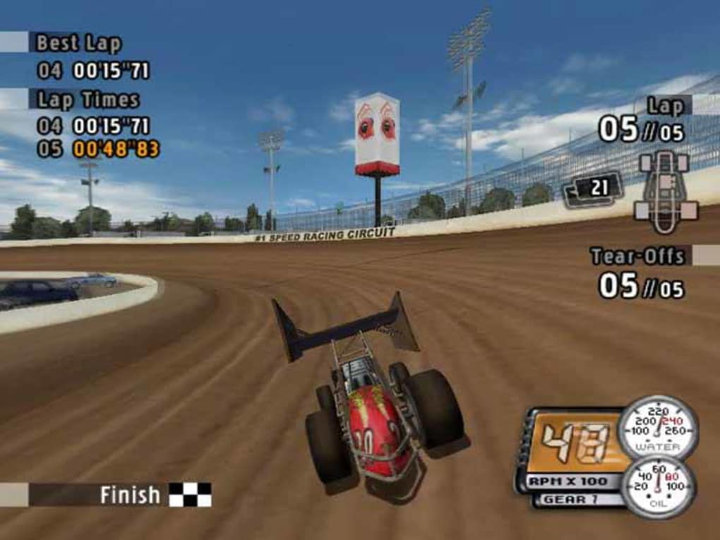 Sprint Cars Road to Knoxville - Download