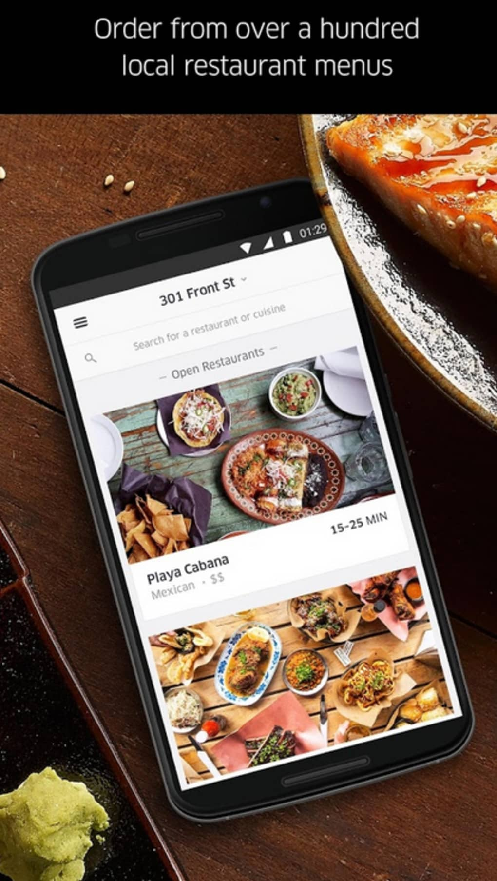 UberEATS for Android - Download