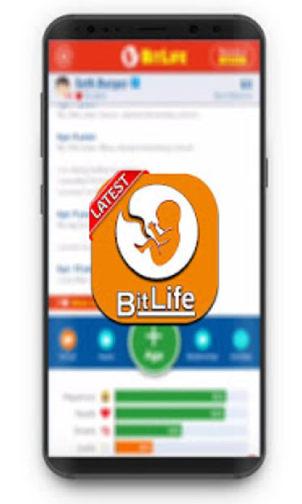 New BitLife Life Simulator Game Guia for Android (Android