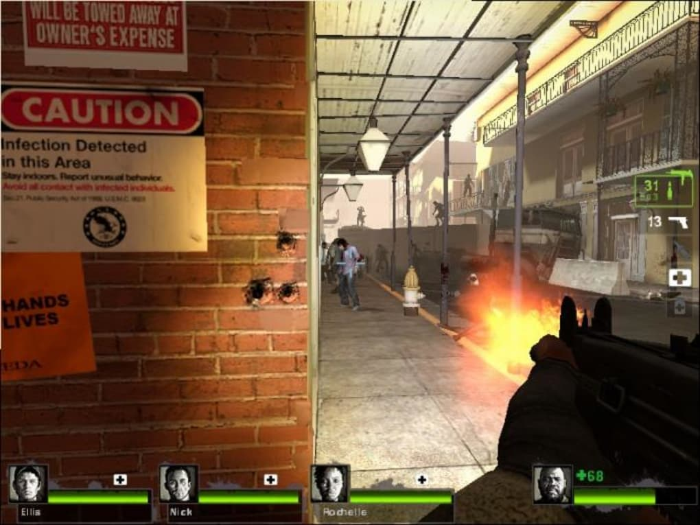 Left 4 Dead 2 APK Free Download Full Version for Android Left 4 dead 2 the android Jeux PC
