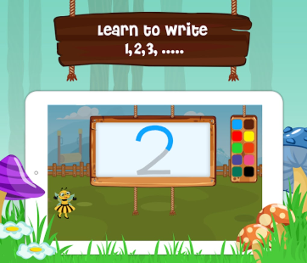 Kids Math - 123 Counting Game for Android - Download