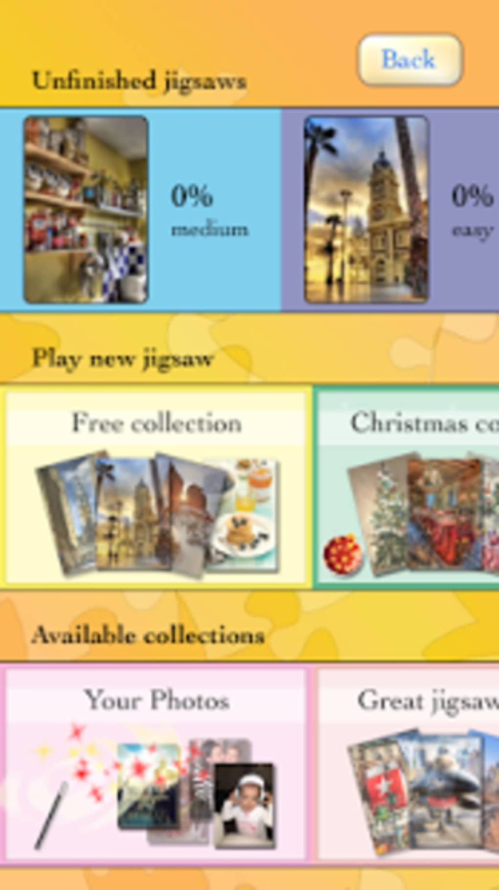 Puzzles Jigsaws Para Android Descargar