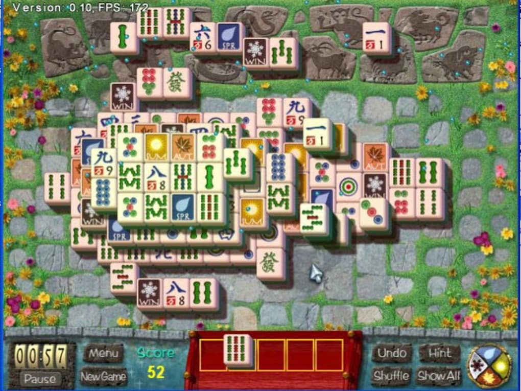 Mahjong Sz