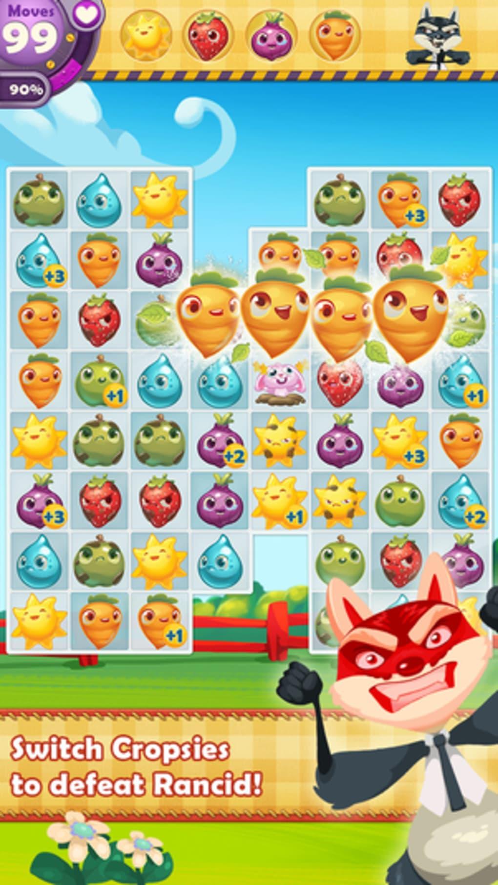 Farm Heroes Saga Spiel