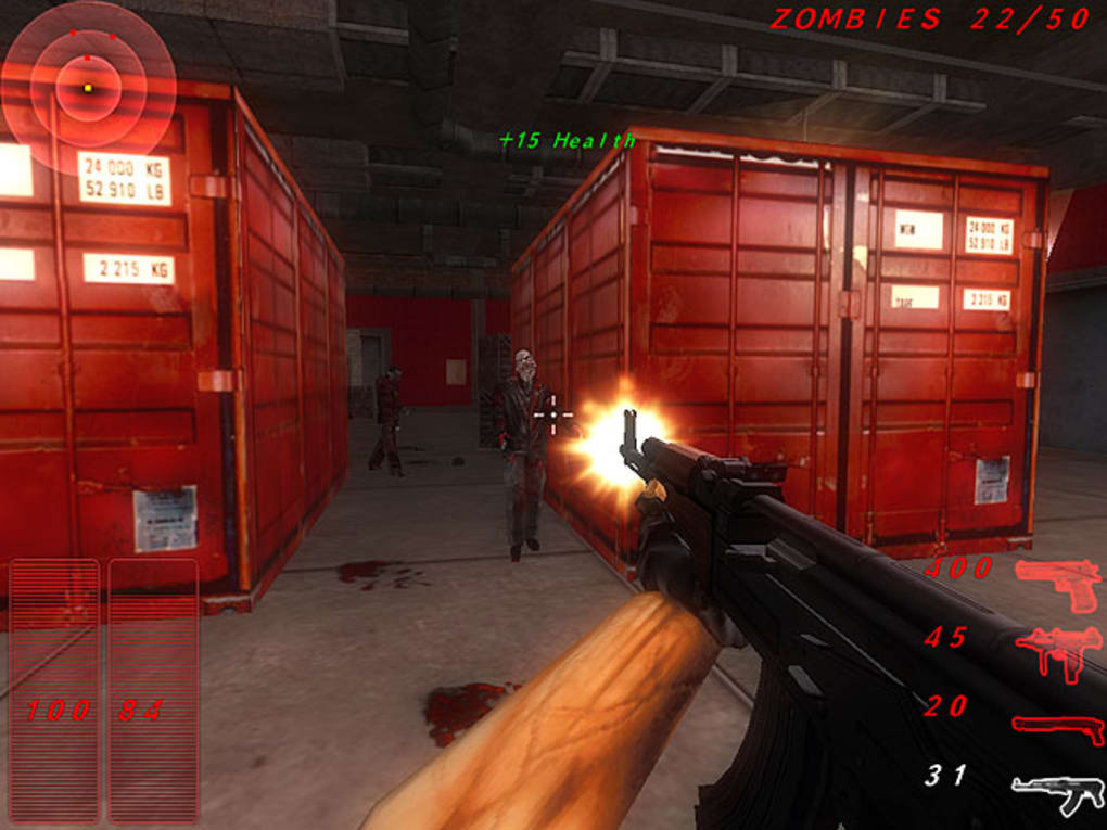 zombie shooter game free download softonic