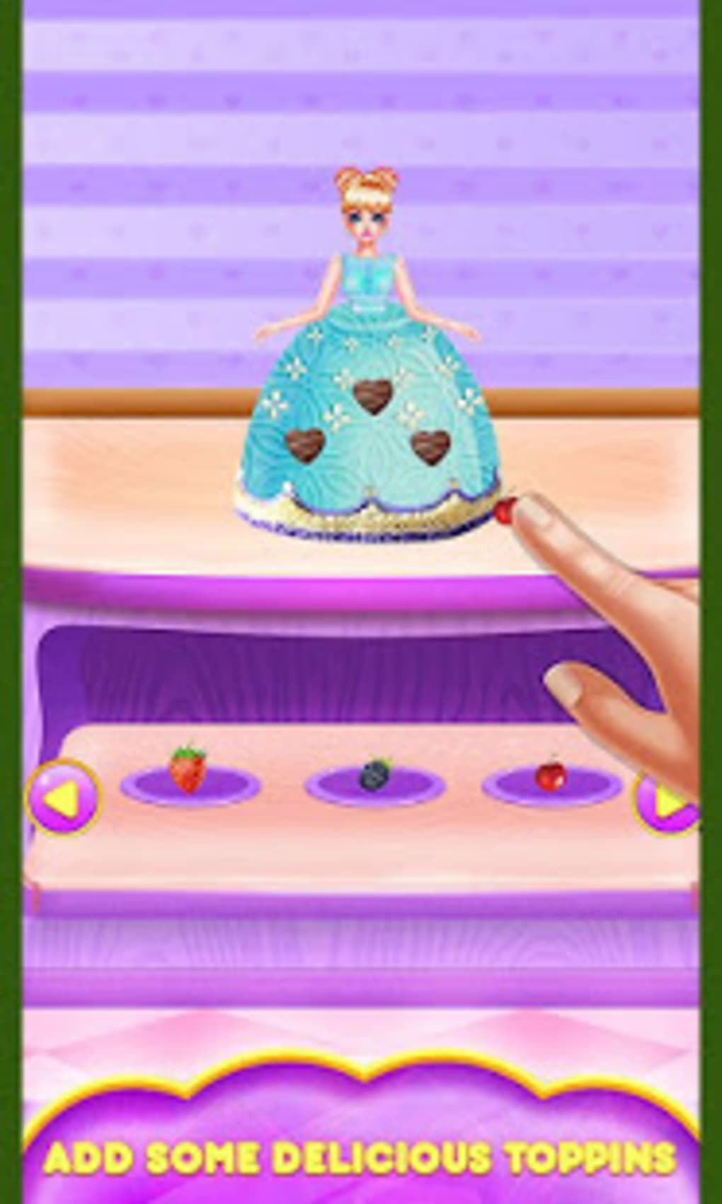 Wondrous Princess Birthday Party Cake Maker Cooking Game For Android Funny Birthday Cards Online Eattedamsfinfo