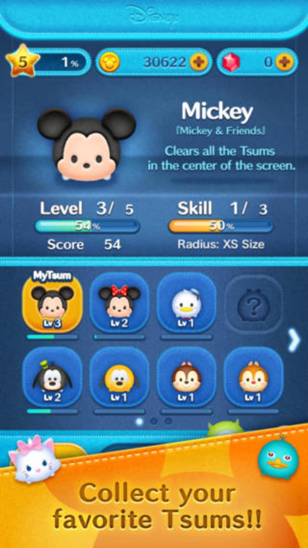 Line Disney Tsum Tsum Para Iphone Descargar