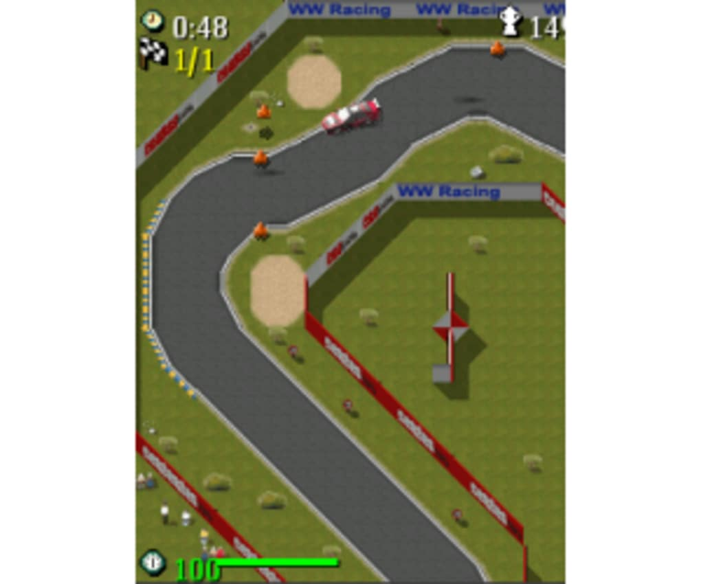 Wicked Racing for Java - Download