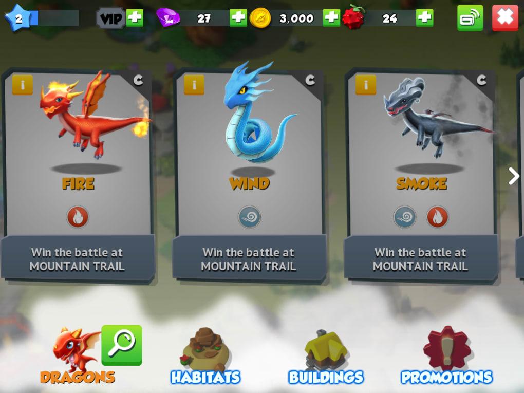 dragon mania legends apk mod unlimited