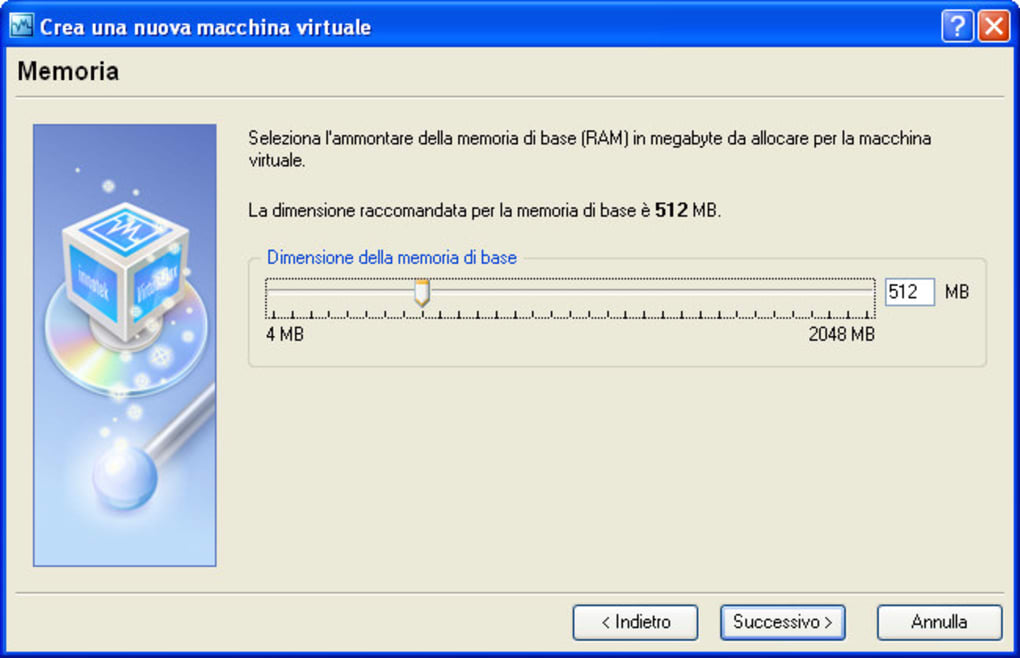 virtualbox gratis italiano