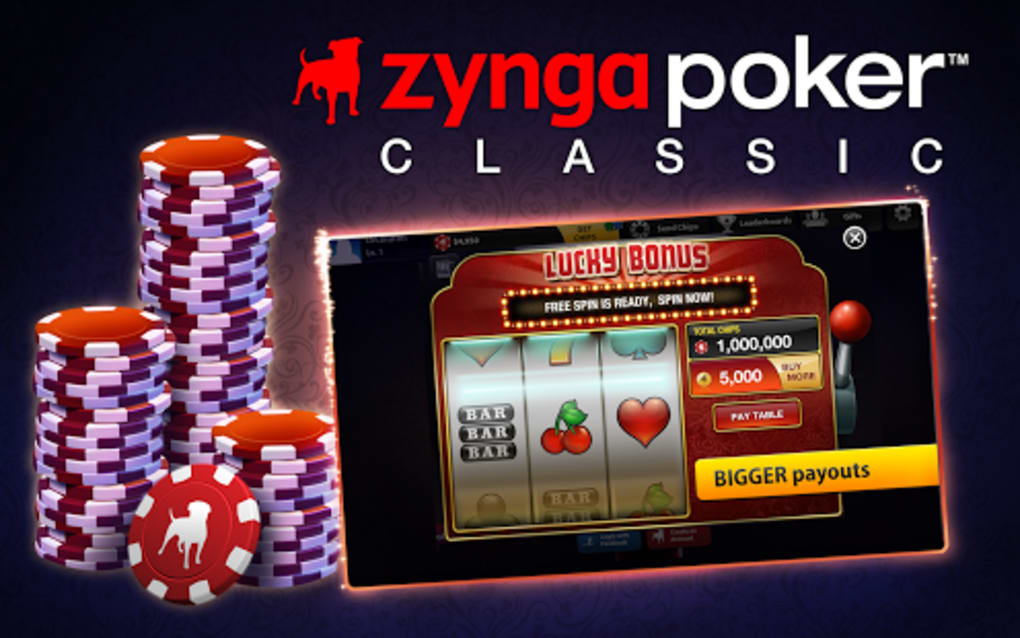 Zynga Poker Classic Tx Holdem Apk For Android Download