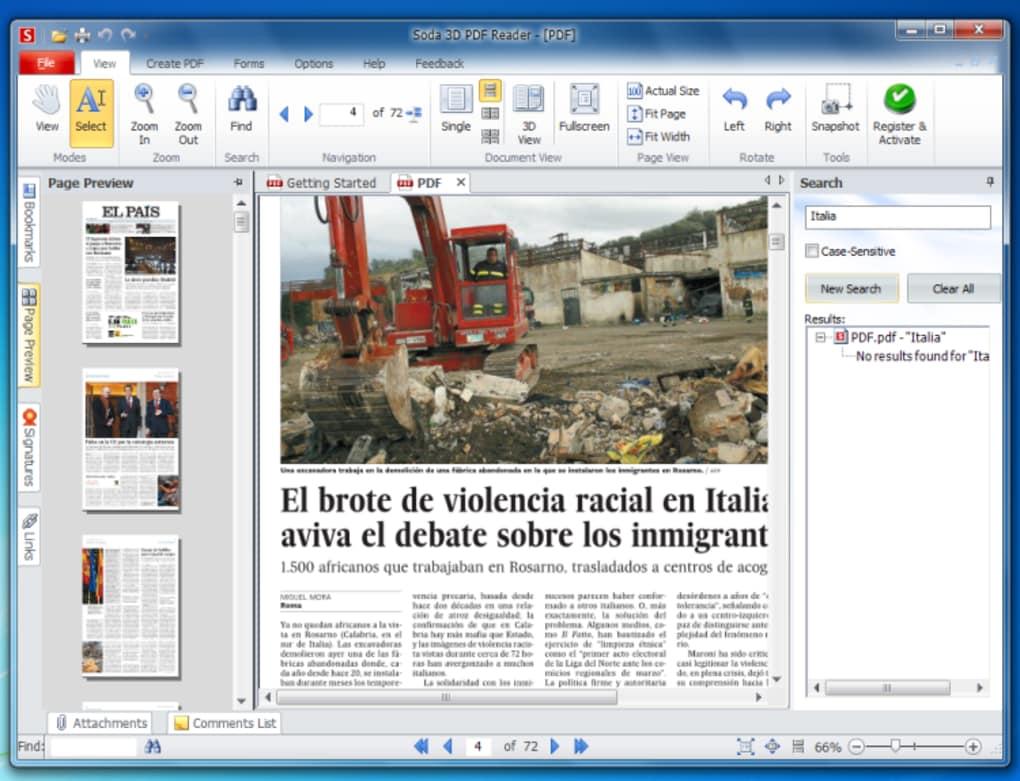 soda pdf reader free download for windows 7