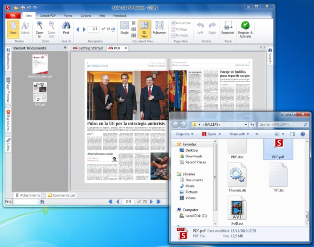 telecharger pdf creator adobe gratuit