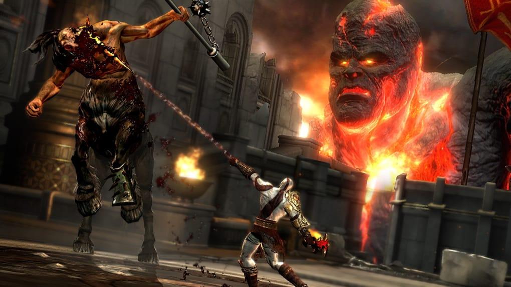 jeux god of war pc gratuit clubic