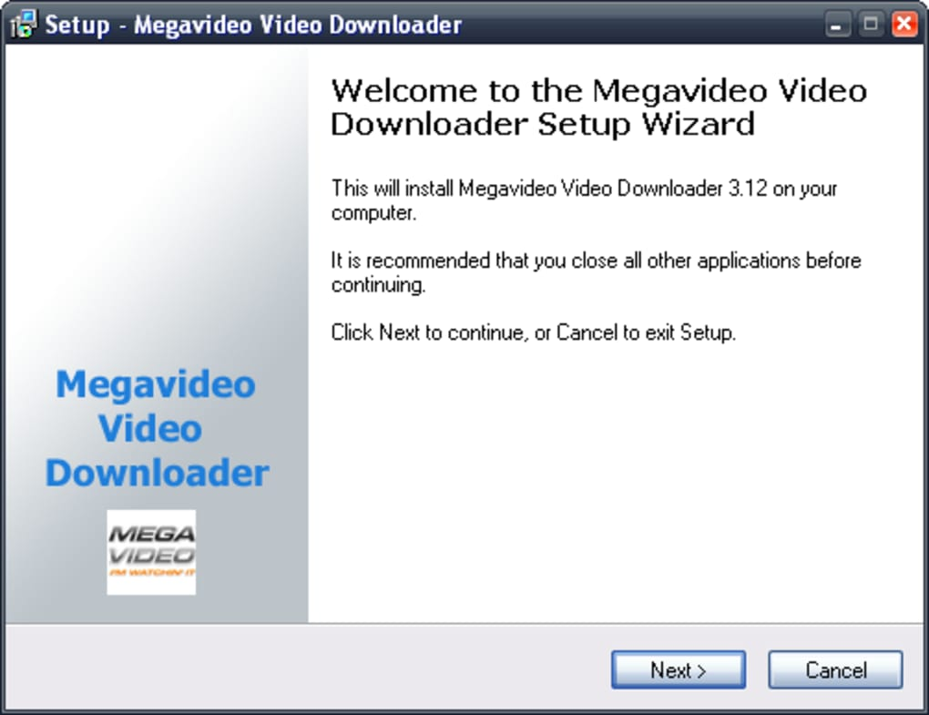 GRATUITEMENT VIDEO DOWNLOADER 3.19 TÉLÉCHARGER MEGAVIDEO