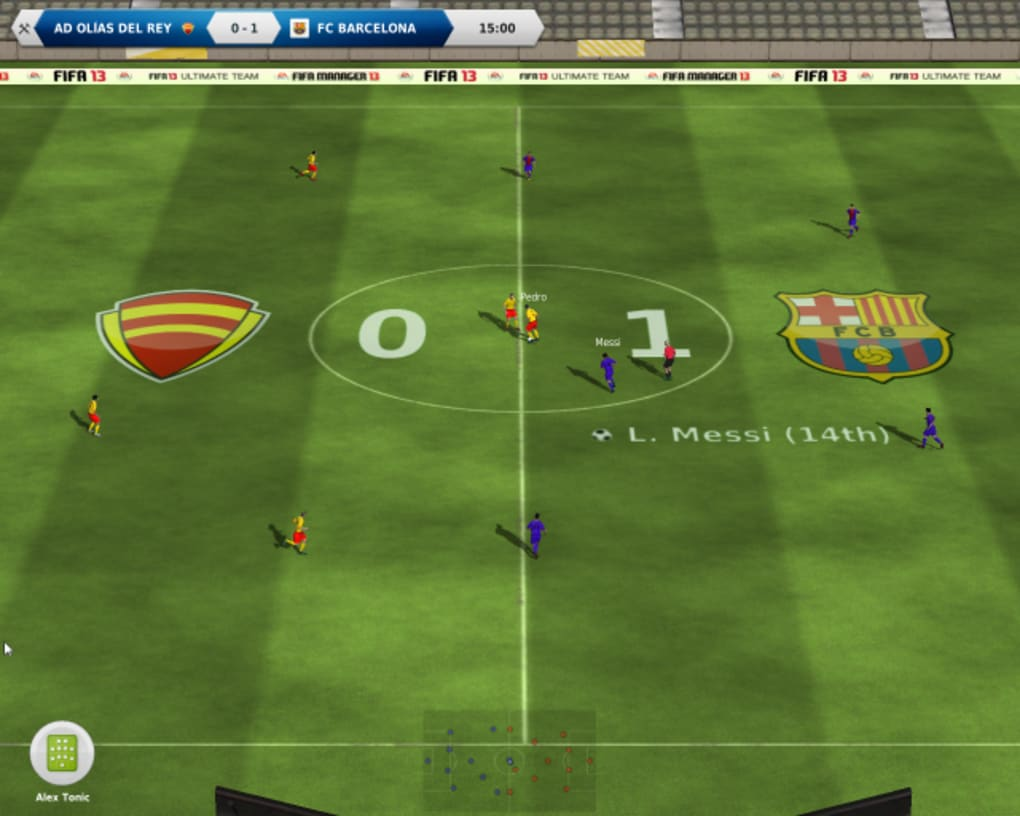 Fifa manager 13 download.