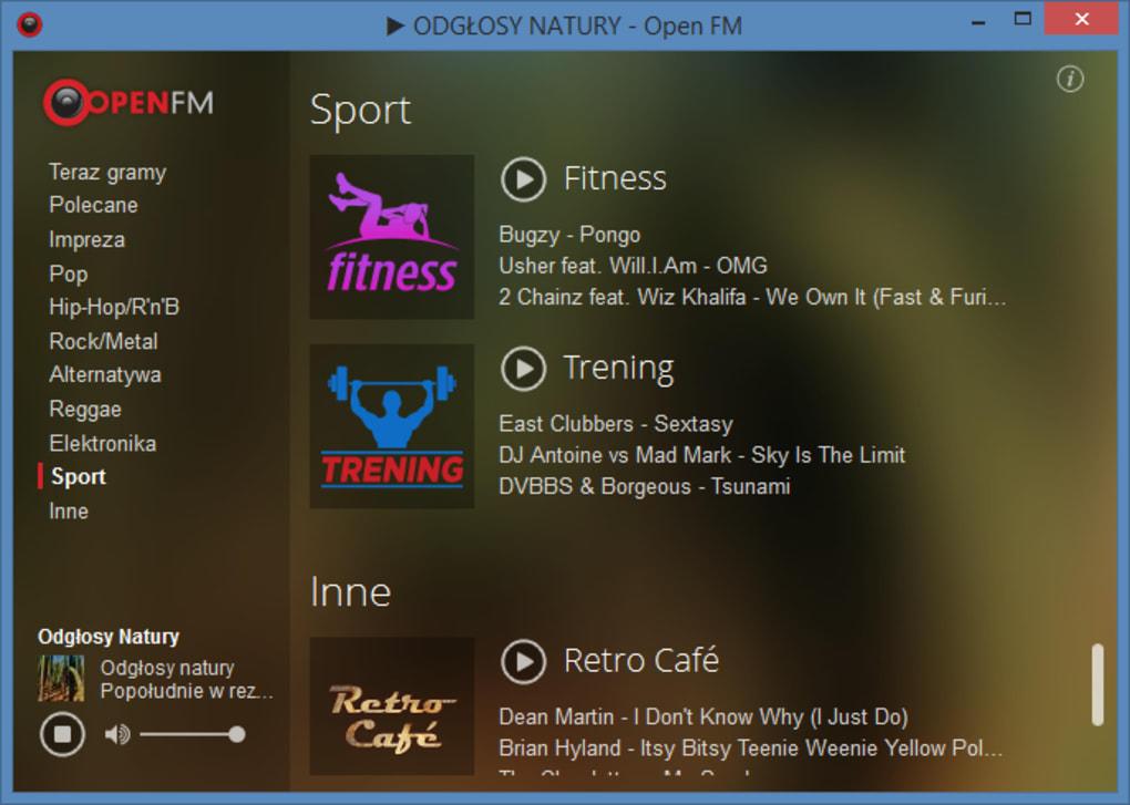 OpenFM - Trance radio stream - Listen online for free