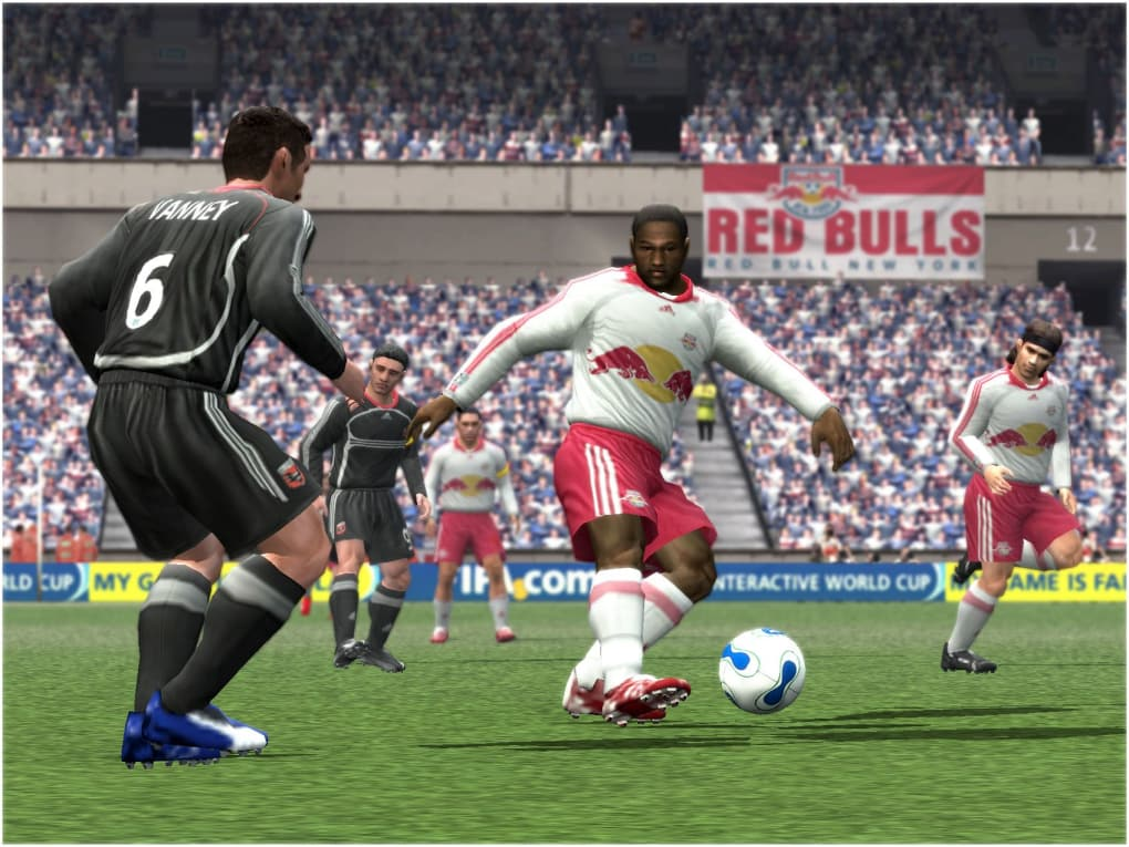 fifa 08 demo jouable