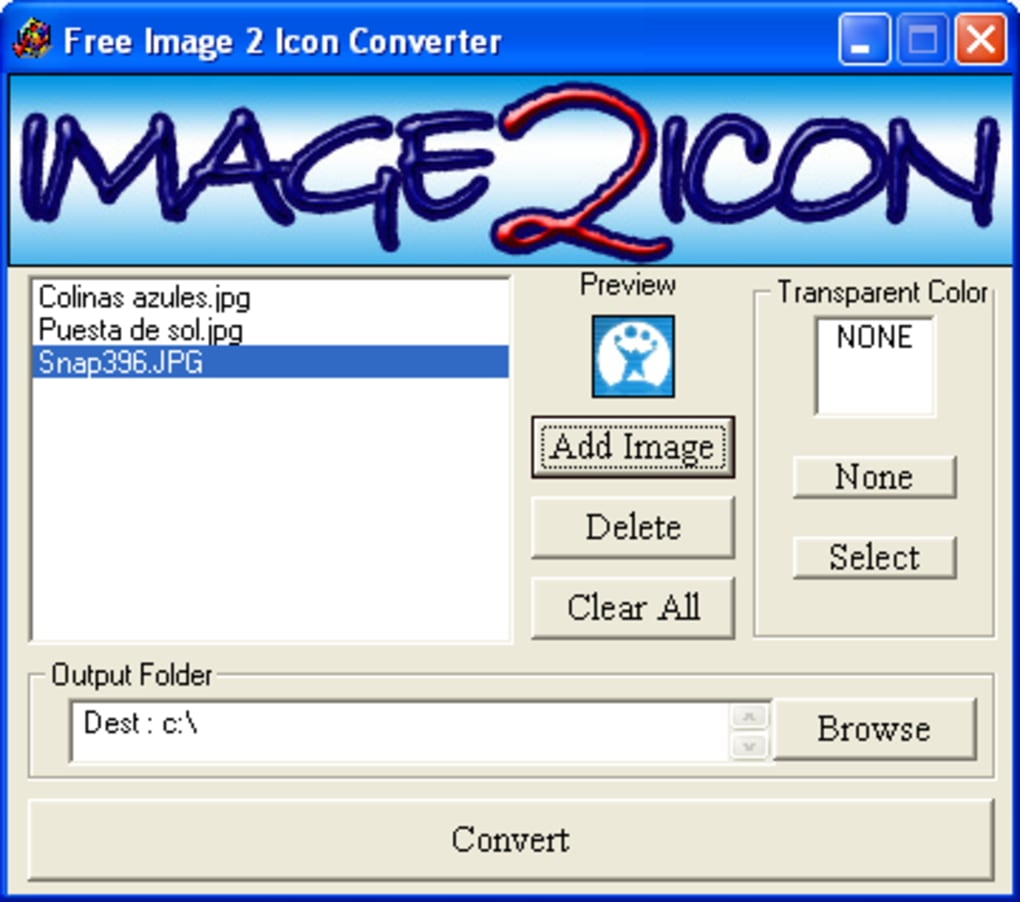 Image 2 Icon Converter - Download
