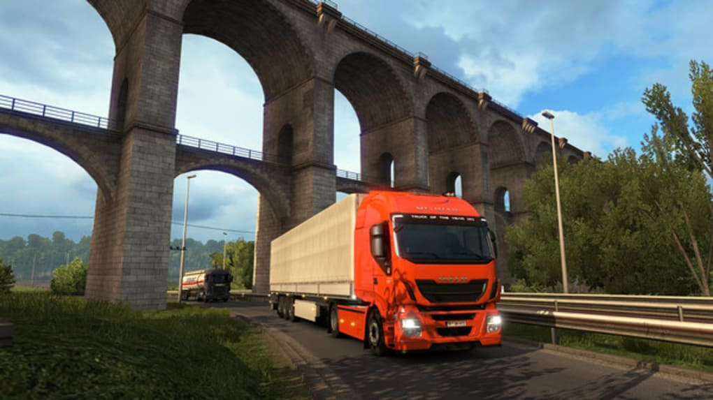 Euro truck simulator 2 download add the french road network to your trucking world gumiabroncs Image collections