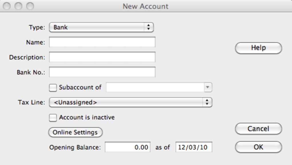 QuickBooks for Mac - Download