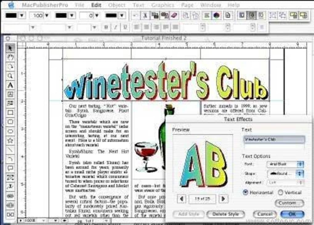 Desktop Publisher for Mac - Download